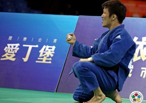 Г.Болдбаатар Хятадын гран-прид аваргаллаа