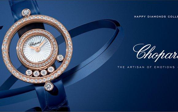 Аз жаргалтай очир эрдэнэс Chopard Happy Diamonds