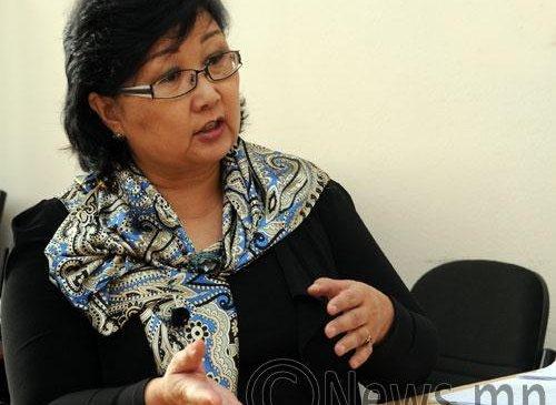 Р.Бурмаа: АН-ын даргаас ял асууя