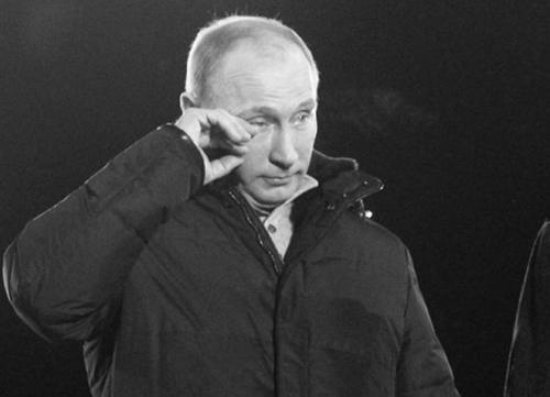 В.Путины нулимс зөвхөн ялалтынх байсангүй