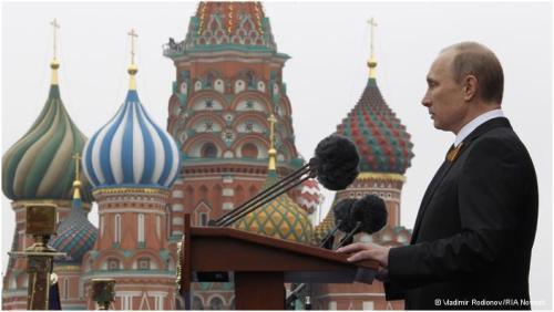 Путин баруунаас нүүр буруулав