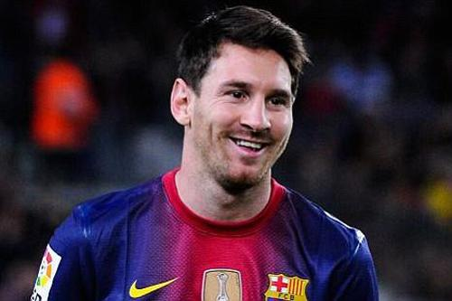 Хөлбөмбөгийн бурхны хүү