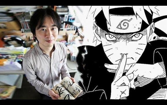 """""""Наруто""""-гийн эцэг Масаши Кишимото"""