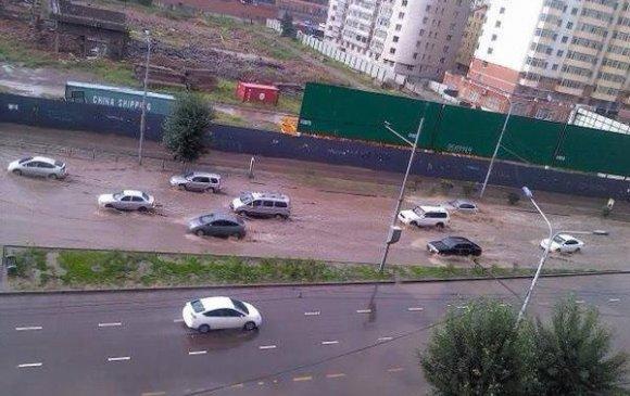 Борооны дараах Улаанбаатар