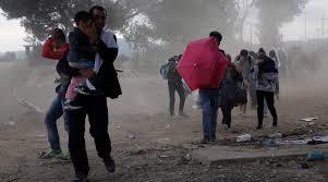 Дүрвэгсэд ба Украины хямрал
