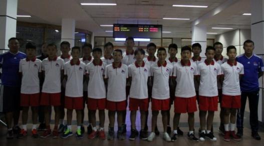 Монголын шигшээ баг Макаог 5:0-ээр хожлоо