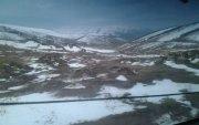 Уулархаг нутгаар цас орж, шуурна