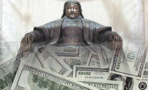 Долларын ханш, бондын өр өслөө
