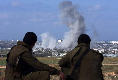 Израильд гурван хүн амь үрэгдэв