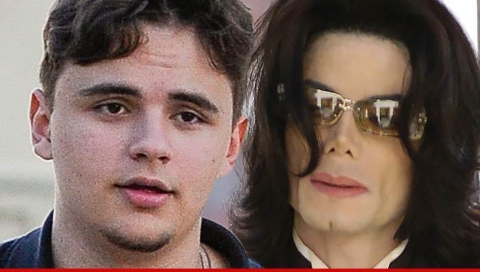 Принц Жексон Майклын хүү биш гэв үү?