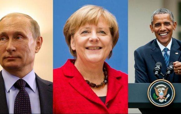 """Forbes"" жагсаалтыг В.Путин тэргүүлж, А.Меркель удааллаа"