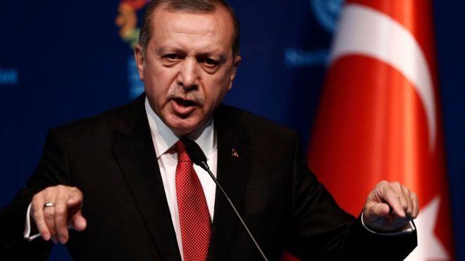 Эрдоган гэж хэн бэ?
