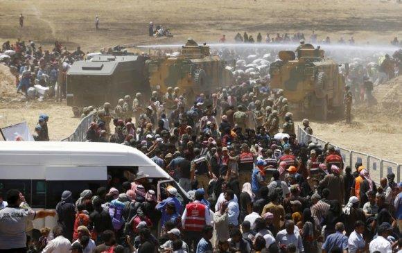 Дүрвэгсдийн урсгал нэмэгдсээр байна