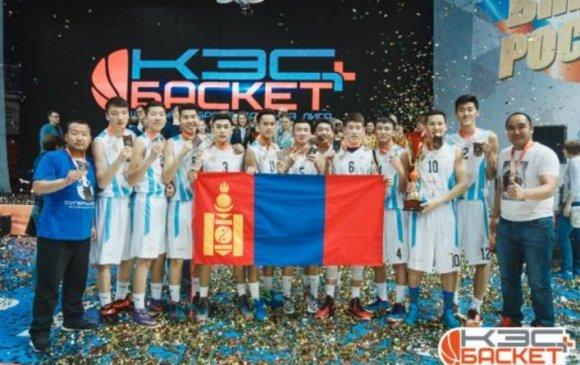 Монголын хөвгүүдийн баг амжилттай оролцож, хүрэл медаль авлаа