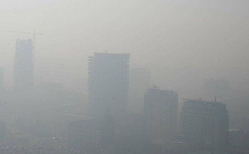 Яг одоо агаарын бохирдол ямар байна вэ?