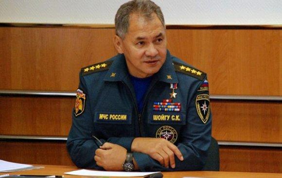 Эх орны хүү-Сергей Шойгу