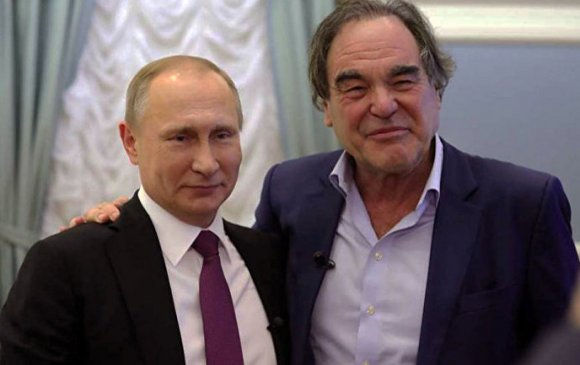"""""""Путины ярилцлага"""" ба Оливер Стоун гэж хэн бэ?"""