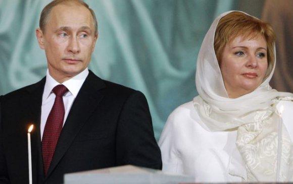 Путины экс эхнэр