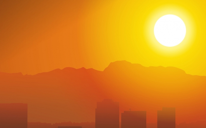 Долдугаар сард ажиглагддаг халуун өдөр тохиожээ