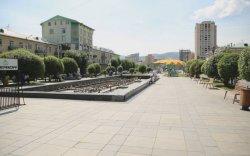 Монголын анхны метроны төв стэйшн
