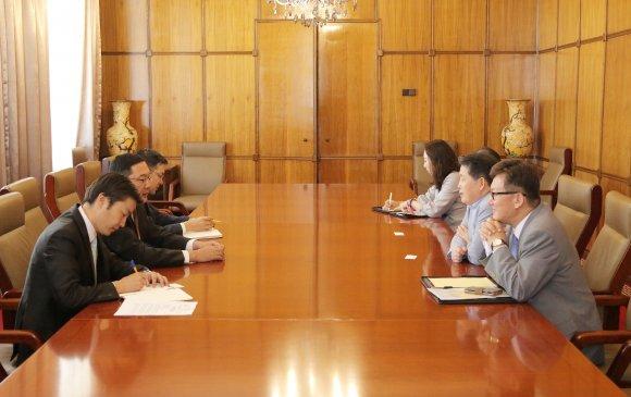 БНСУ-ын Үндэсний ассамблейн гишүүдийг хүлээн авч уулзав