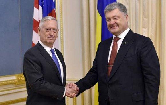 АНУ Украинд 175 сая долларын цэргийн техник нийлүүлнэ