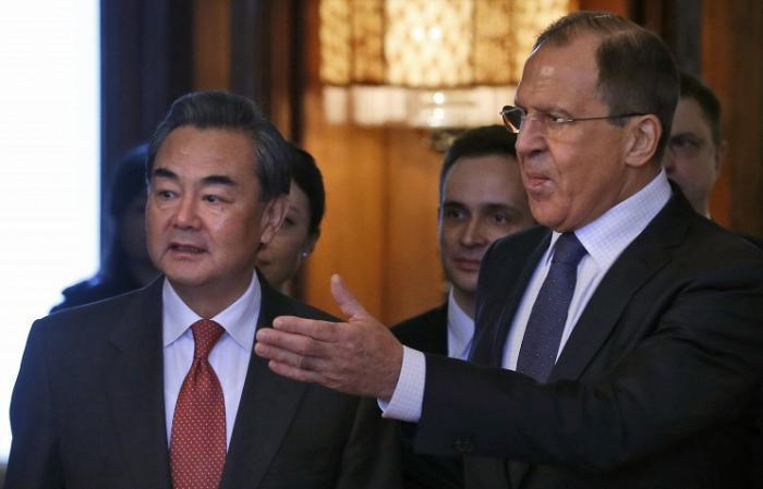 Сергей Лавров, Ван И нар өнөөдөр уулзана