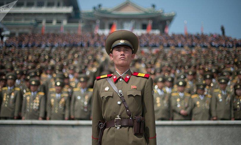Пхеньян АНУ-ыг ажиглаж байна