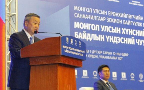 """""""Монгол Улсын хүнсний аюулгүй байдал"""" сэдвээр үндэсний чуулган зохион байгуулна"""
