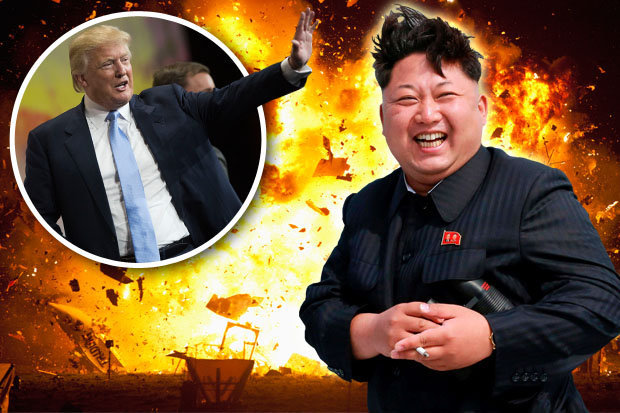 АНУ, Пхеньянтай дайснууд биш гэв