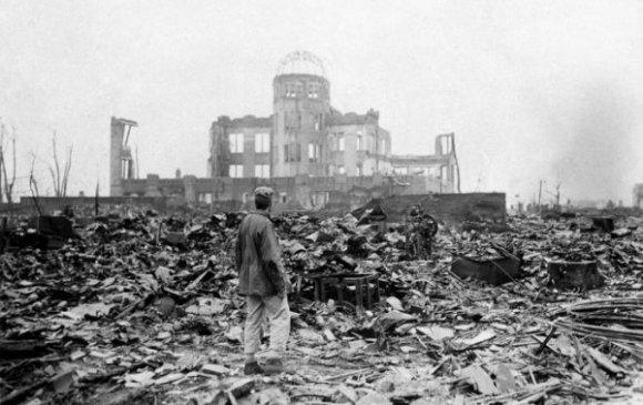 """Хирошимагийн эмгэнэл """"Дахин бүү давтагдаасай"""""""