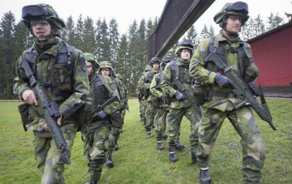 Швед цэргийн зардлаа нэмэгдүүлнэ