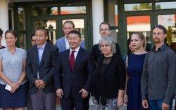 Ерөнхийлөгч Х.Баттулга монголч эрдэмтэд, судлаачидтай уулзлаа