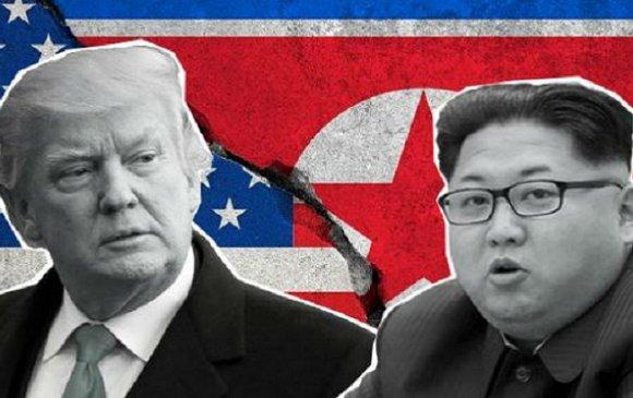 Трамп: Пхеньянтай үгээ ололцохгүй байна