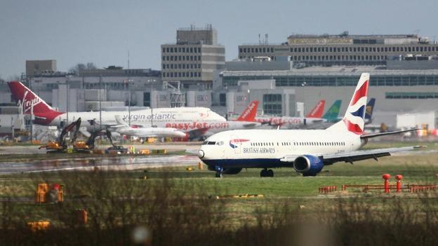 Их Британийн нисэх буудалд архиар үйлчлэхгүй