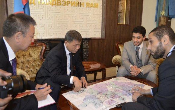 Арабын хунтайж Монголд хөрөнгө оруулах хүсэлтэй байна