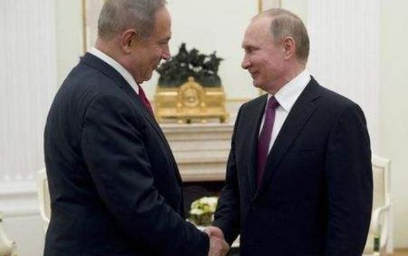 Израйлийн ерөнхий сайд Сочид айлчилна