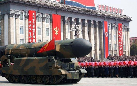 Хойд Солонгост цохилт өгөх төлөвлөгөөг мэдээллээ