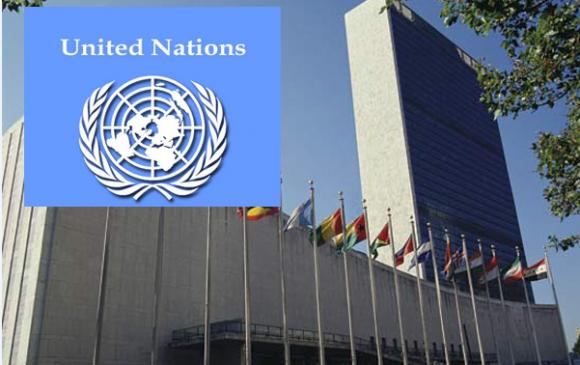 НҮБ-ын төлөөлөгчийг хөөжээ