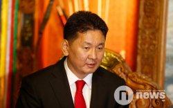 У.Хүрэлсүх хийн хоолойг Монголын нутгаар дамжуулах талаар ярилцана
