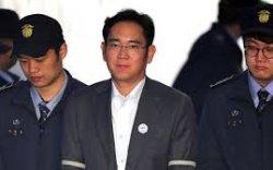 Samsung-ын өв залгамжлагч хорих ял авчээ
