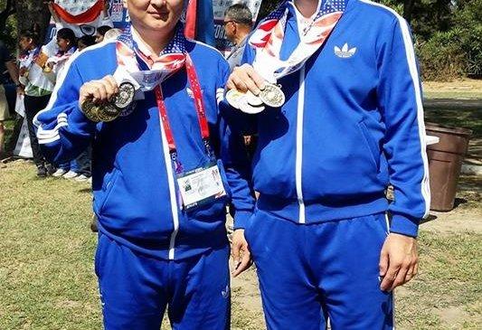 Цагдаагийн баг тамирчид буудлагын төрлөөр найман медаль хүртлээ