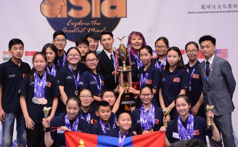 Монголын тамирчид 90 медалиас 73-ыг нь авч Азийн хошой аварга боллоо