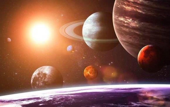 Quiz: Манай нарны аймаг