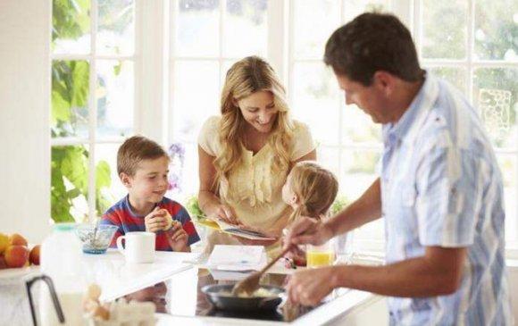 Эцэг эх, хүүхдийн нандин холбоог бэхжүүлэх энгийн аргууд