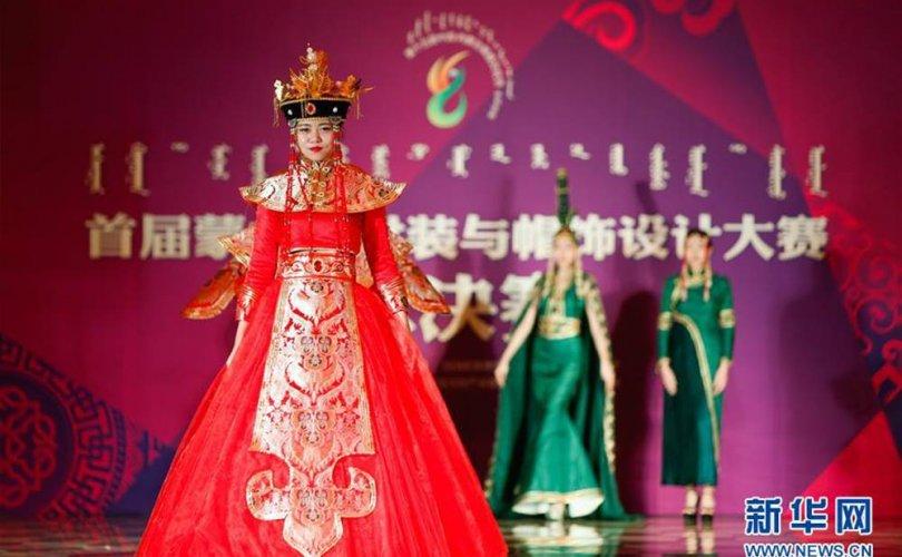 Монгол үндэсний хувцасны тэмцээн боллоо