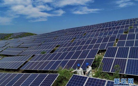 Хятадын нарны эрчим хүч 150 сая кВт хүрчээ