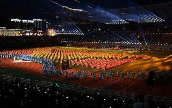 Өвөр Монголын спортын их наадам үргэлжилж байна