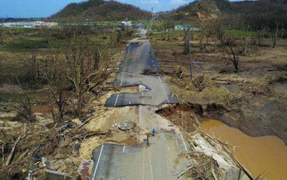 Пуэрто Рико АНУ-аас 139 тэрбум долларын тусламж хүсчээ