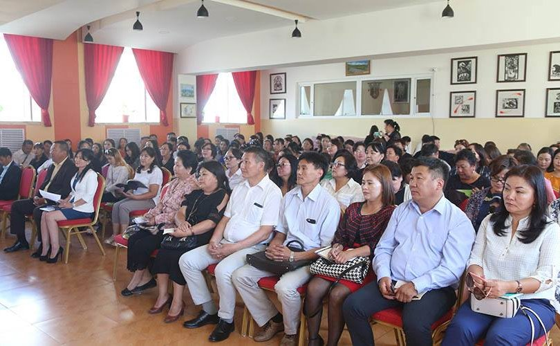 Багш нарын бага хурлыг зохион байгууллаа